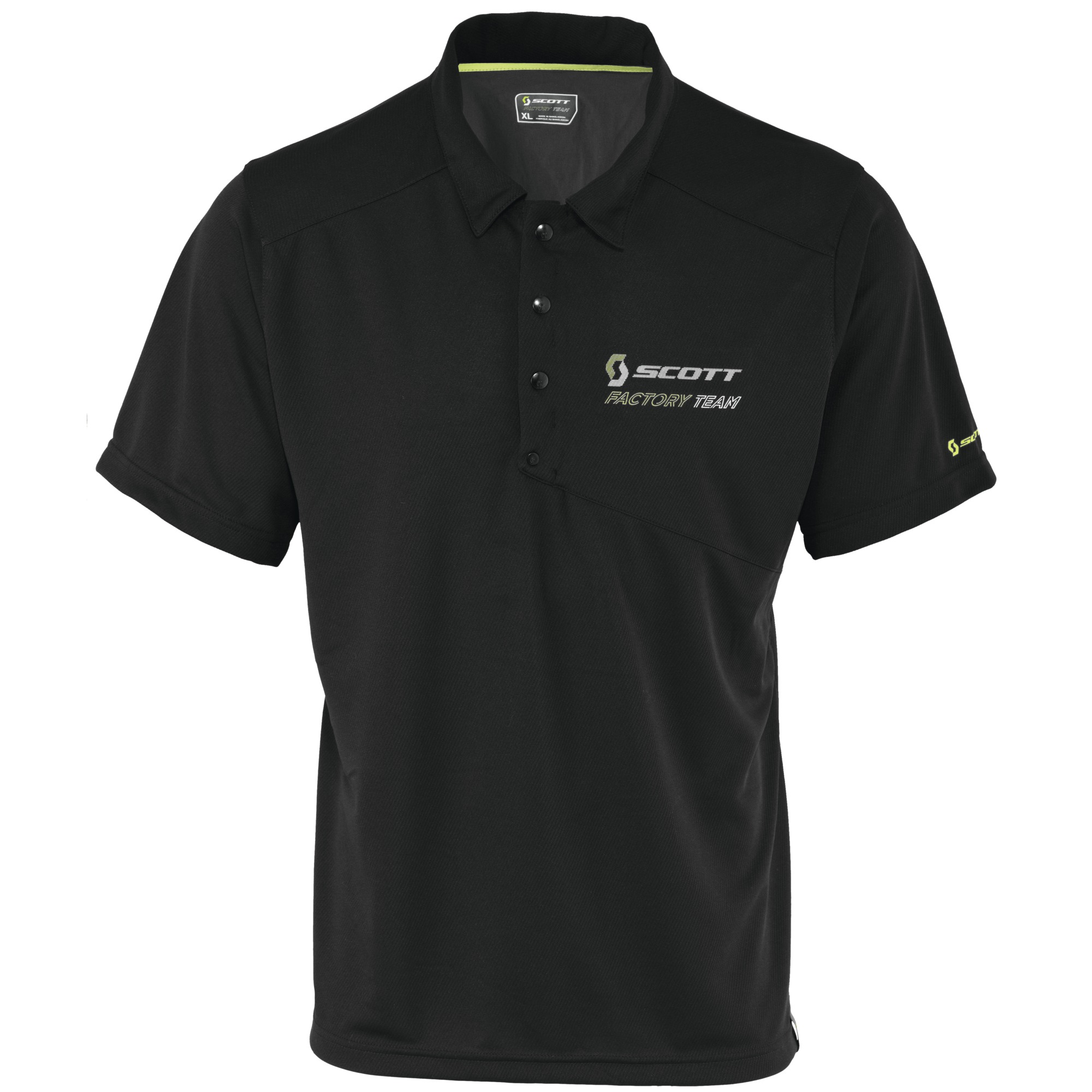 SCOTT FACTORY TEAM S/SL POLO