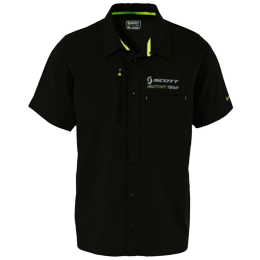 SCOTT FACTORY TEAM S/SL BUTTON SHIRT