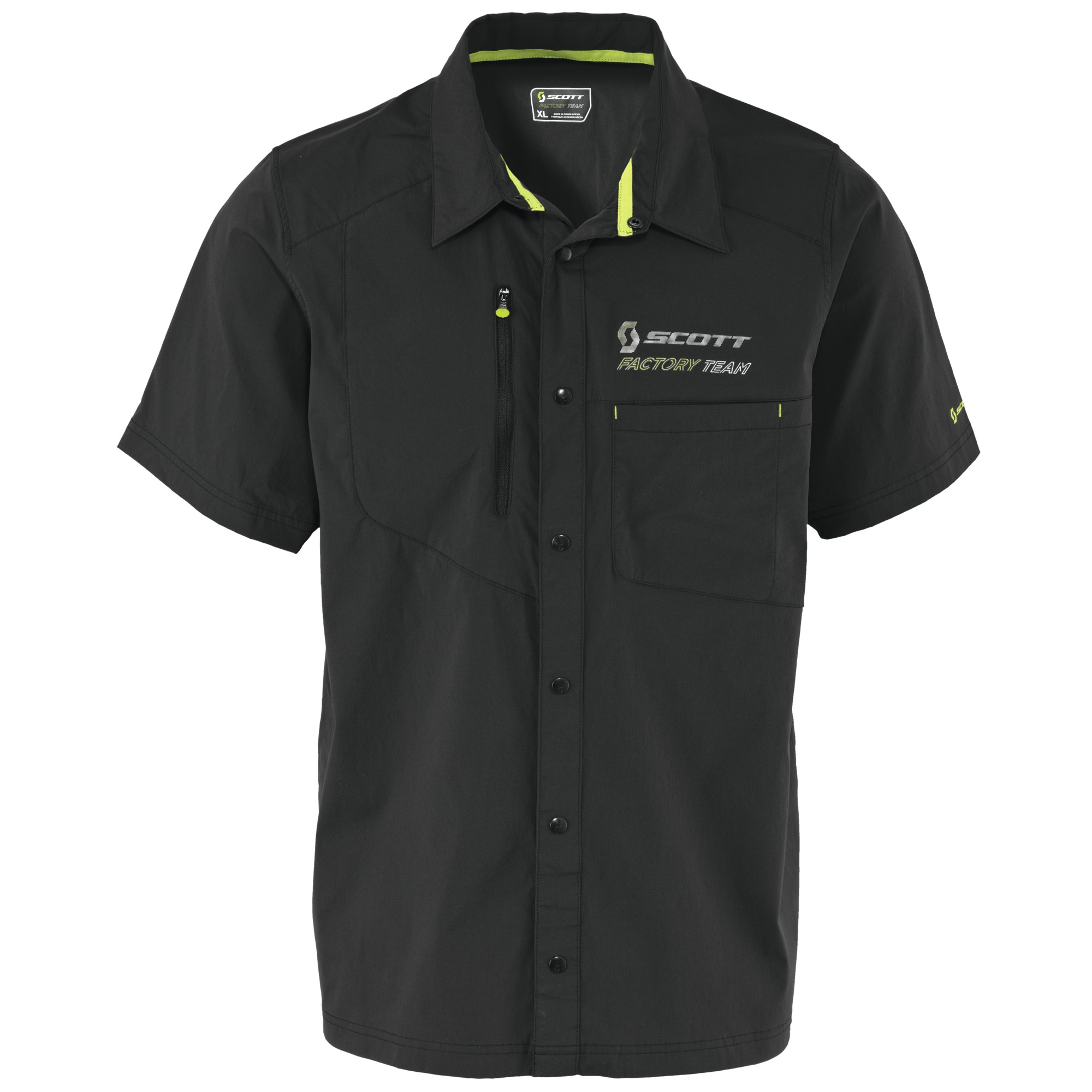 Chemise SCOTT Factory Team s/sl