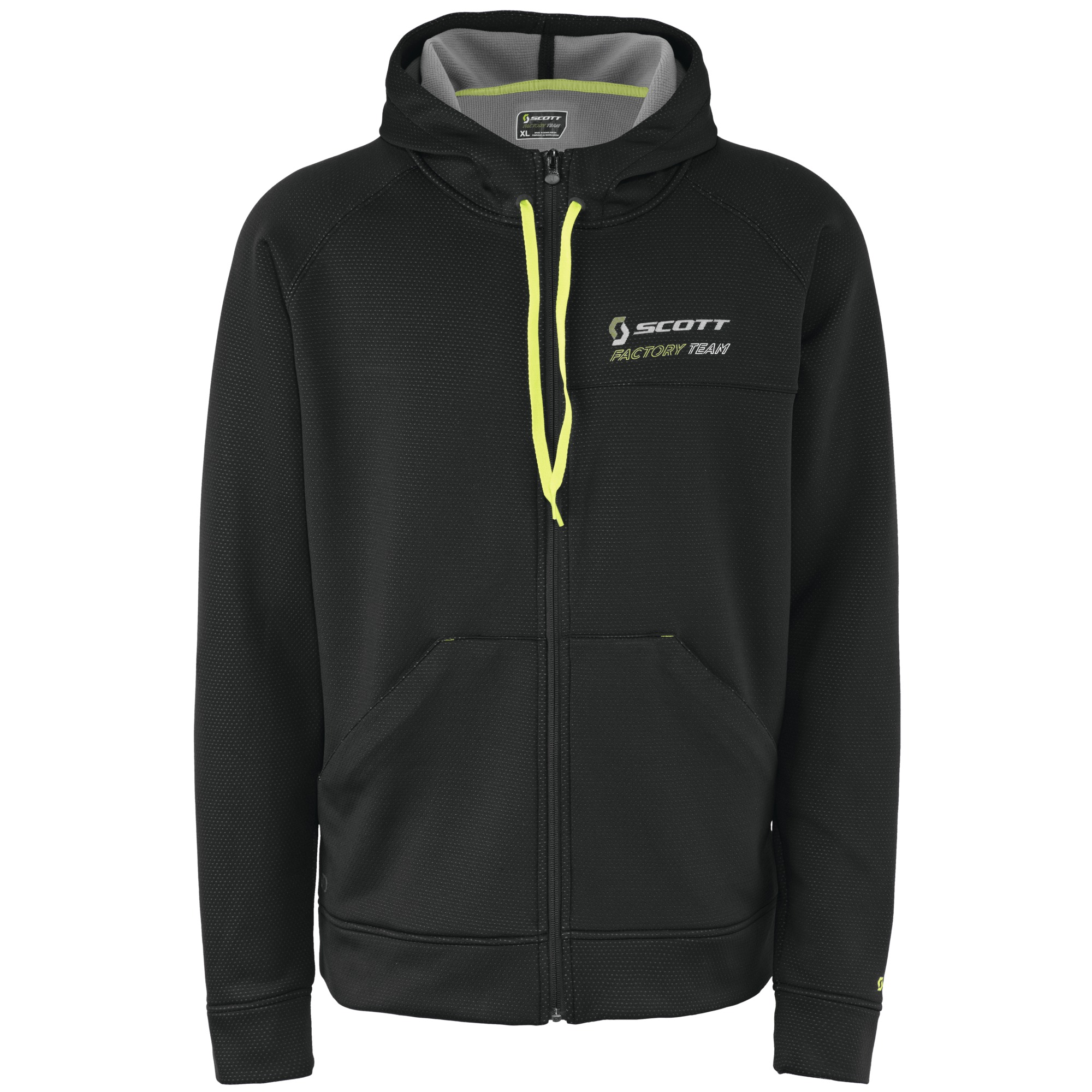 SCOTT FACTORY TEAM L/SL HOODY