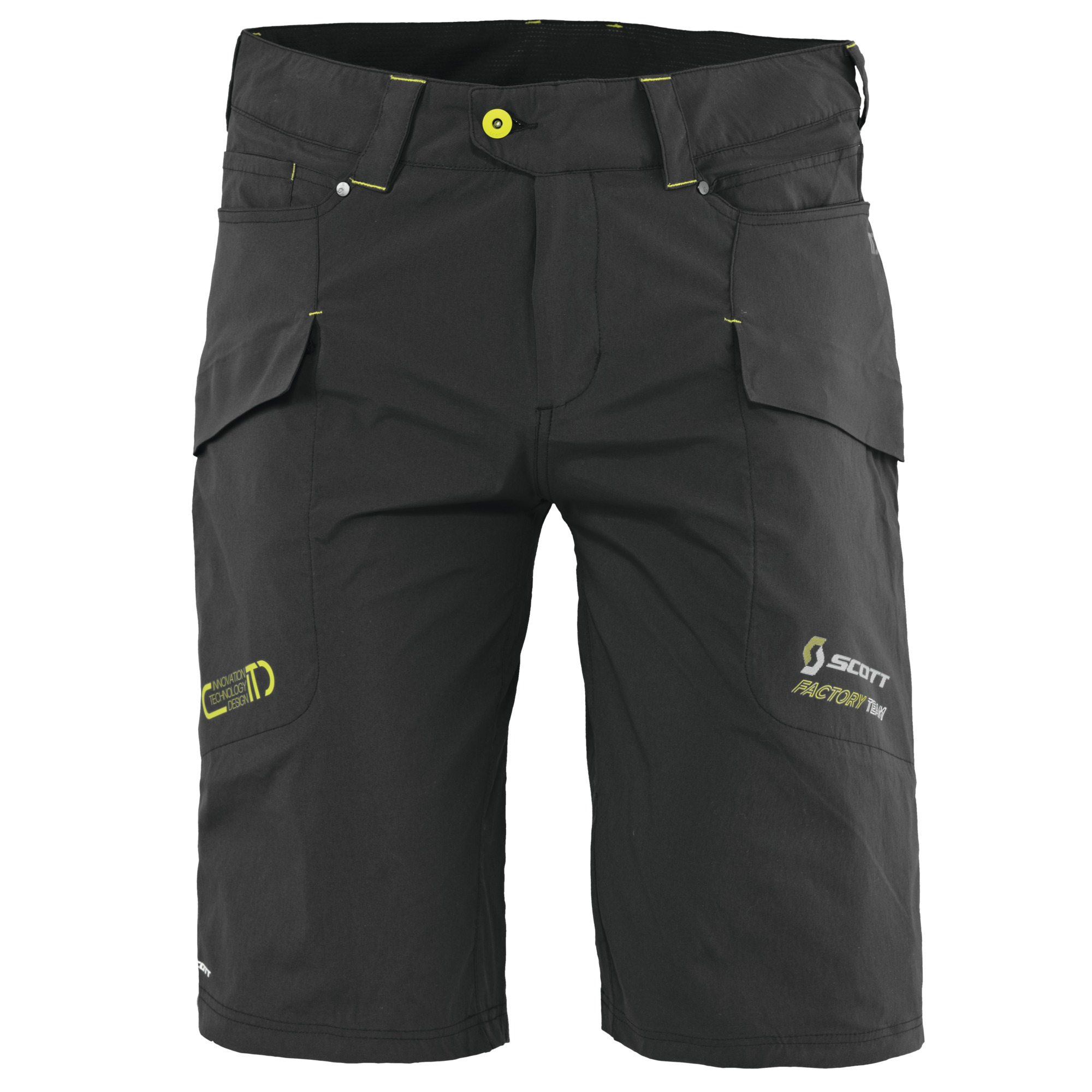 SCOTT FACTORY TEAM LIGHT SHORTS