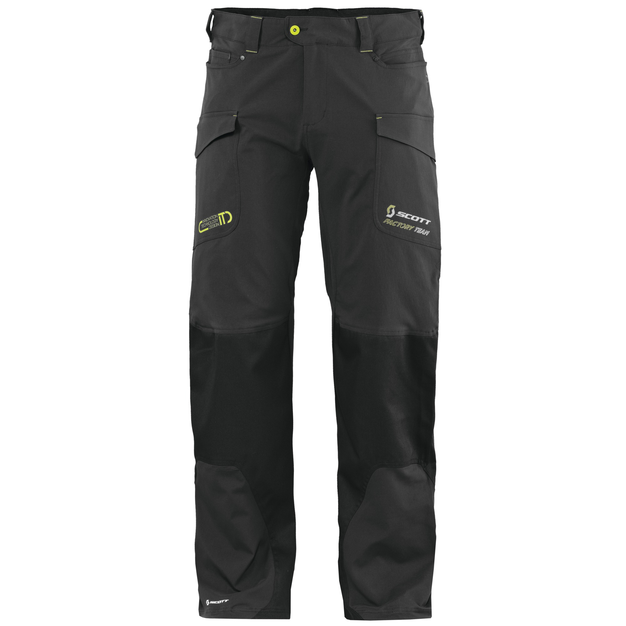 SCOTT FACTORY TEAM SUPPORT PANTS