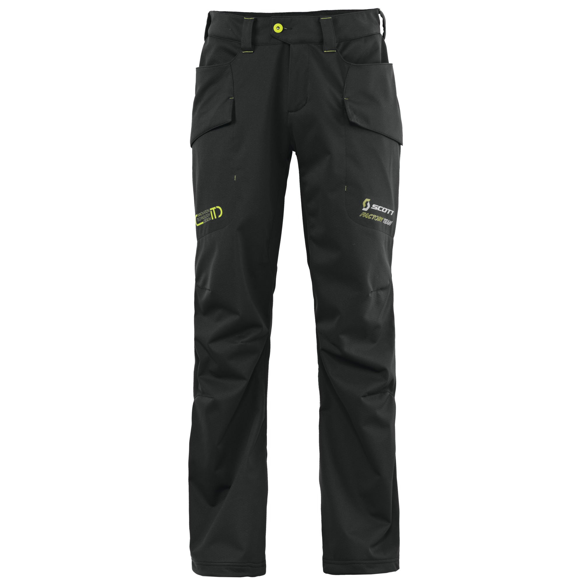 SCOTT FACTORY TEAM SOFTSHELL PANTS