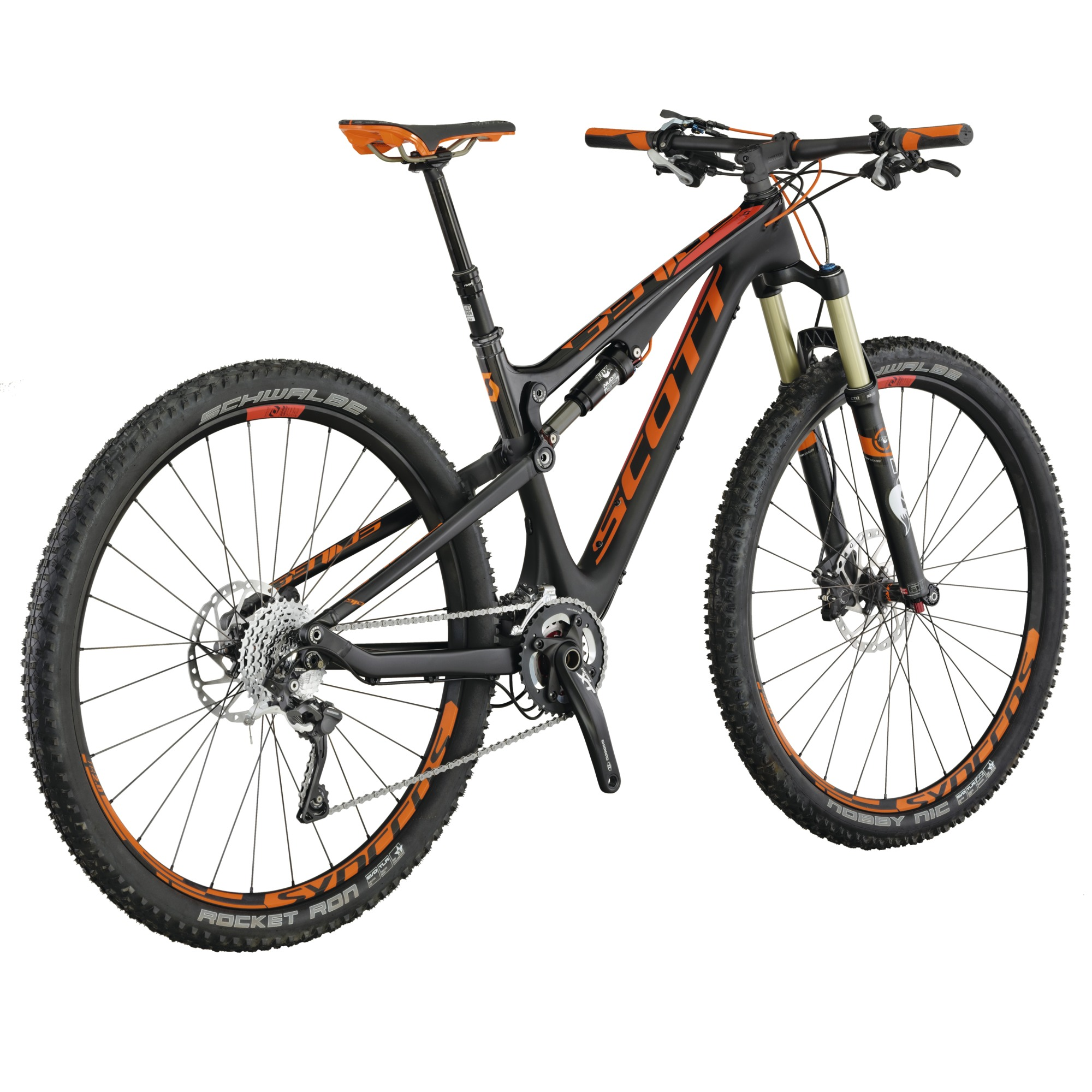 2015 Scott Bikes Spark 910 The SCOTT Genius boasts a