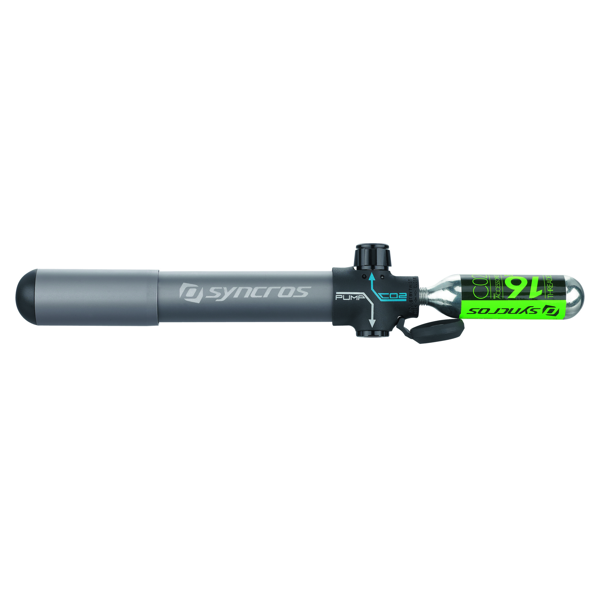 Syncros CO-TWO HV Mini-Pump