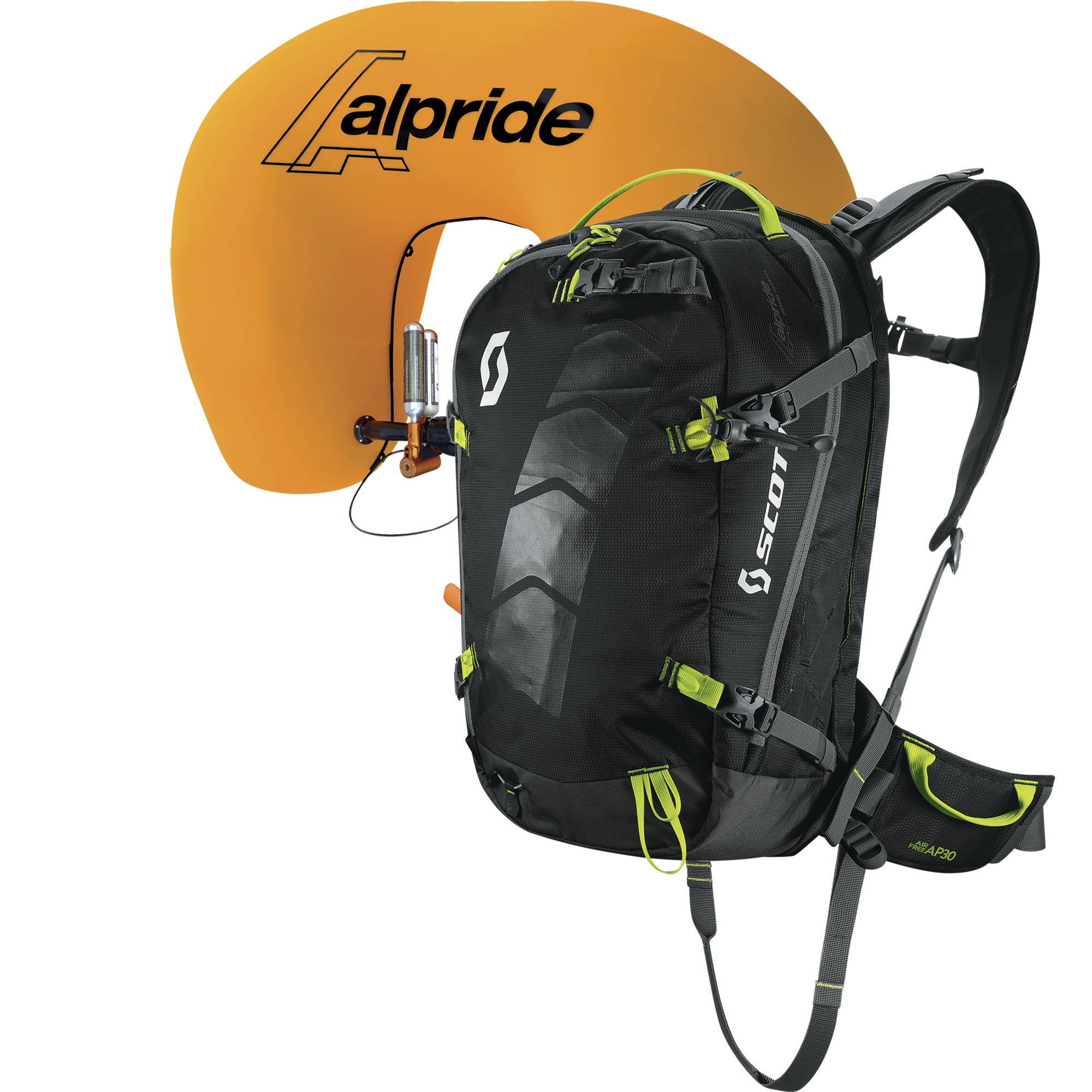 AvalanchePack Air Free 30 Kit