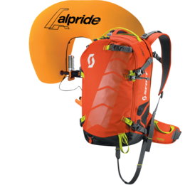 SCOTT Air Free AP Alpride 22 Kit Pack