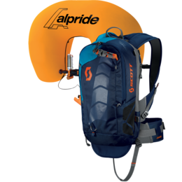 Sac à dos SCOTT Air Free Alpride 12 Kit