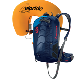 SCOTT Air Free AP Alpride 10 Kit Women's Pack