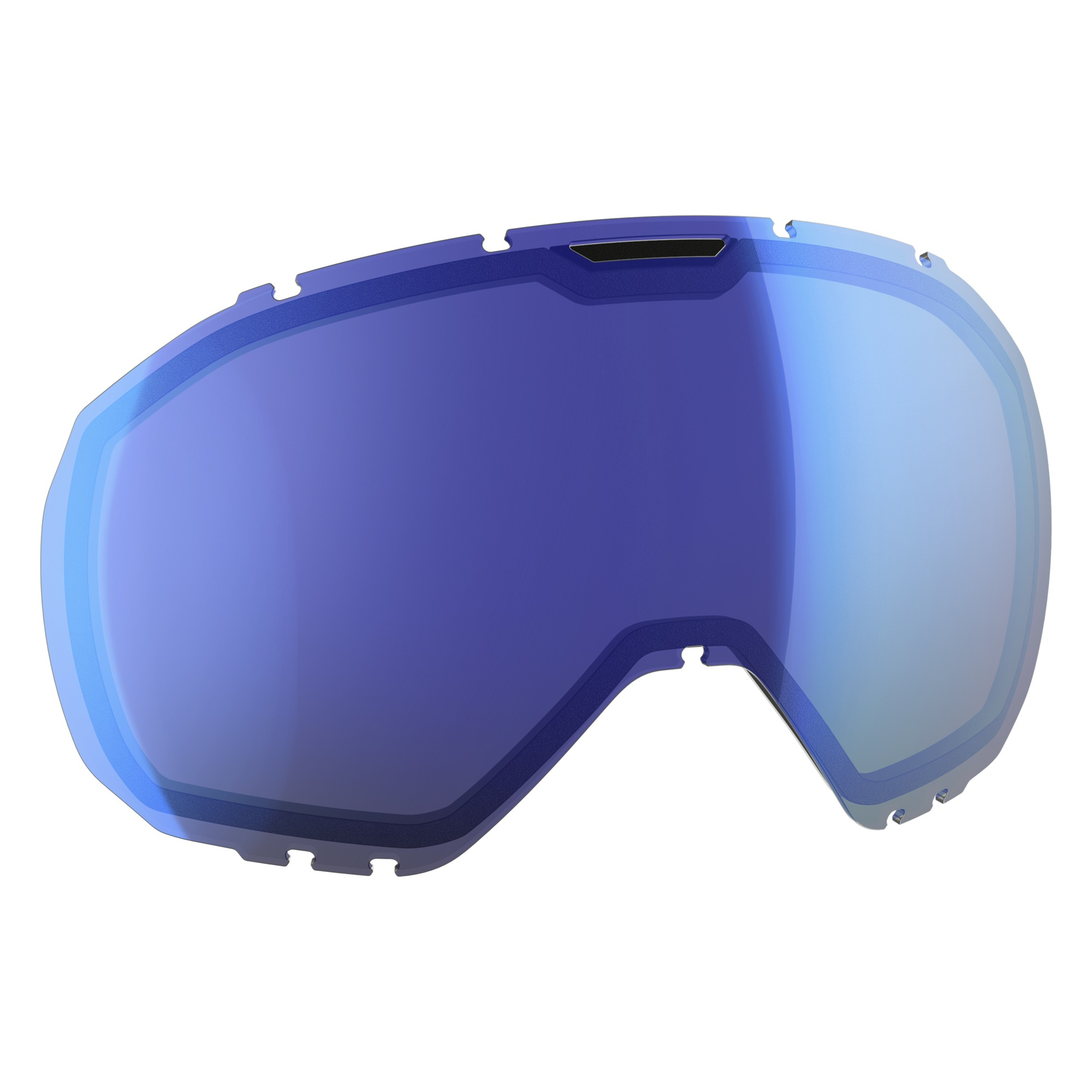 Lens Fix ACS 2016 blue chrome/null