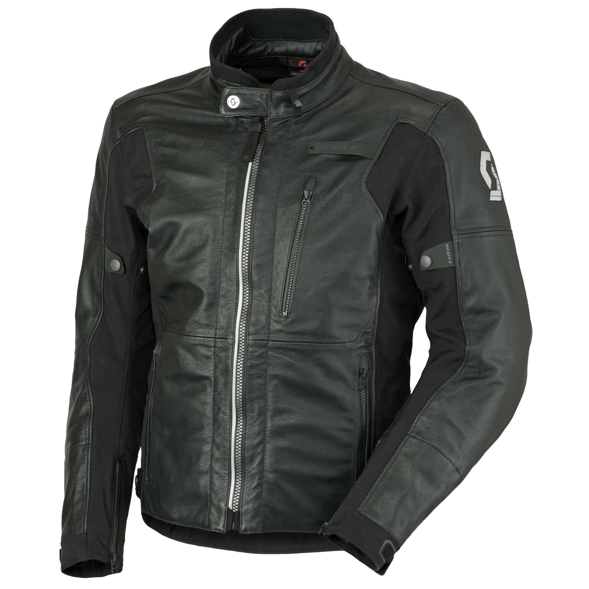 SCOTT Tourance Leather DP Jacket