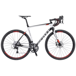 SCOTT Solace 20 Disc Bike