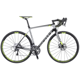 SCOTT Solace 10 Disc Bike