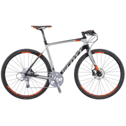 SCOTT Solace 30 FB Disc Bike