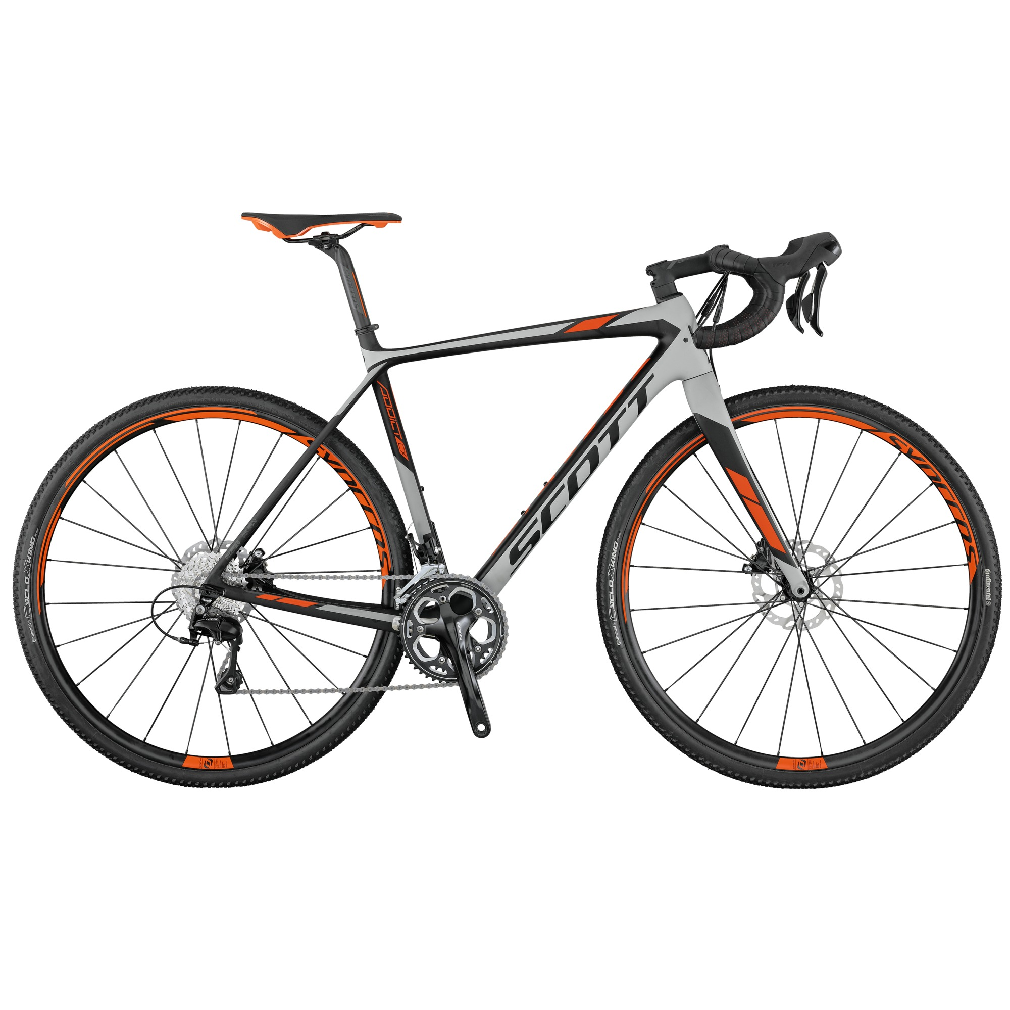 SCOTT Addict CX 20 Disc Bike