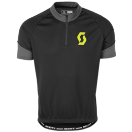 SCOTT Endurance Q-Zip s/sl Shirt