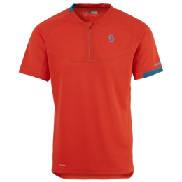 SCOTT Trail MTN Polar Q-Zip s/sl Shirt