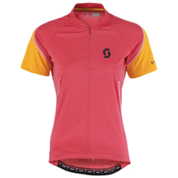 SCOTT Endurance Q-Zip s/sl Women's Shirt