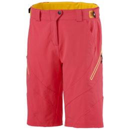 SCOTT TRAIL FLOW XPAND LS/FIT W/PAD WOMEN'S SHORTS
