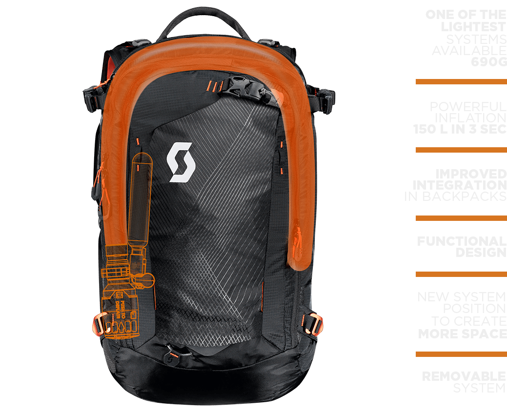 3e9af0c2b09 Avalanche Backpack | SCOTT Sports