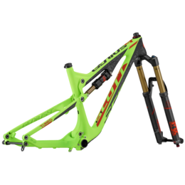 SCOTT GENIUS LT 700 TUNED FRAME SET