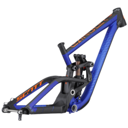 SCOTT GAMBLER 710 FRAME SET