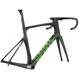 SCOTT Foil Team Issue mech/Di2 Frame Set