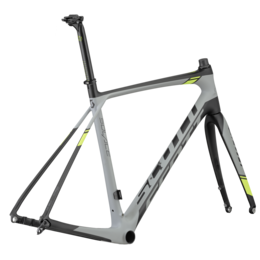 SCOTT Solace 10 Disc mech/Di2 Frame Set