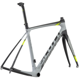 SCOTT Solace 10 mech/Di2 Frame Set
