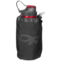 OR Water Bottle Tote 1L black