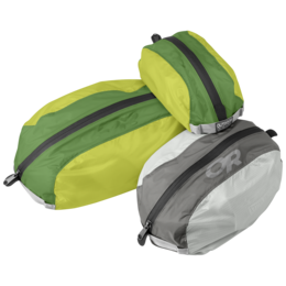OR Zip Sack, Medium lemongrass/leaf
