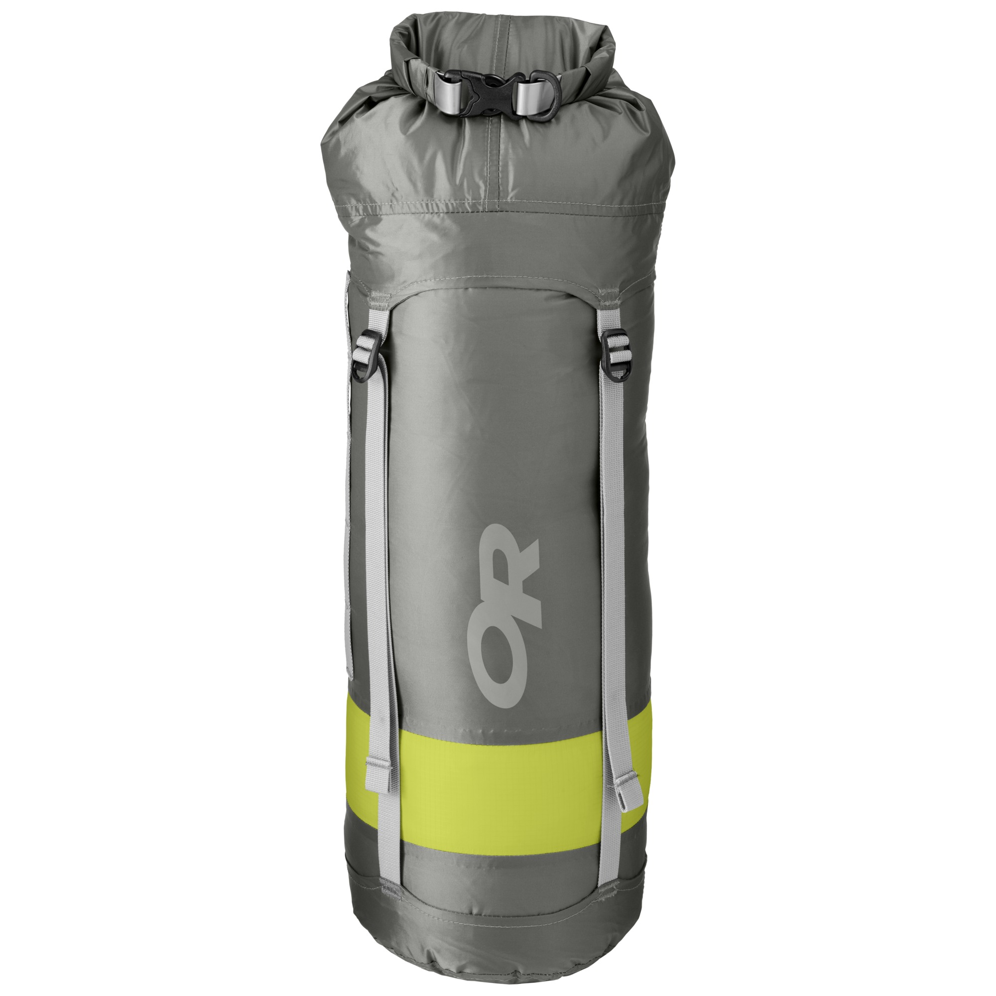 f0a6ecfa5 Airpurge Dry Compression Sack 8L - pewter | Outdoor Research