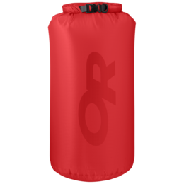 OR Ultralight Dry Sack 10L hot sauce