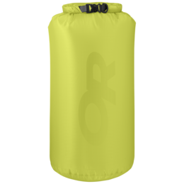 OR Ultralight Dry Sack 15L lemongrass
