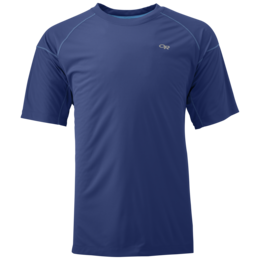 OR Men's Echo Tee baltic/glacier