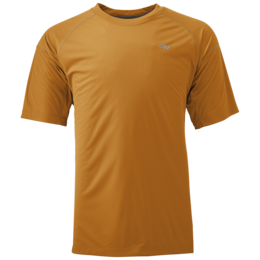 OR Men's Echo Tee pumpkin/pewter