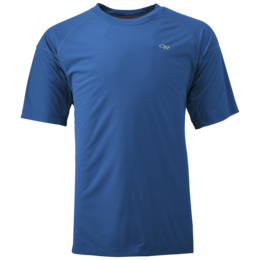OR Men's Echo Tee cobalt/pewter