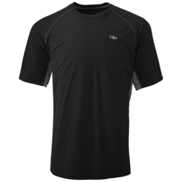 OR Men's Echo Duo Tee black/pewter
