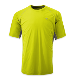 OR Men's Echo Duo Tee jolt/pewter