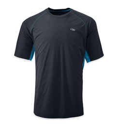 OR Men's Echo Duo Tee night/hydro