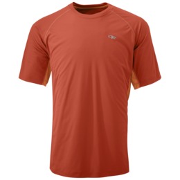 OR Men's Echo Duo Tee diablo/ember
