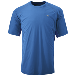 OR Men's Echo Duo Tee glacier/baltic
