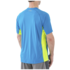OR Men's Echo Duo Tee cobalt/pewter