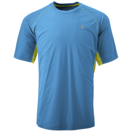 OR Men's Echo Duo Tee tahoe/jolt