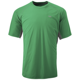 OR Men's Echo Duo Tee aloe/pewter