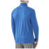 OR Men's Echo L/S Zip Tee glacier/night
