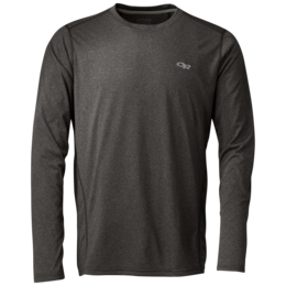 OR Men's Ignitor L/S Tee charcoal