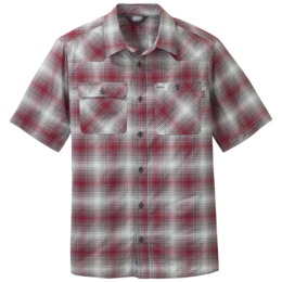OR Men's Growler S/S Shirt agate/pewter