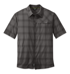 OR Men's Astroman S/S Sun Shirt (S18) pewter/charcoal