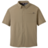 OR Men's Astroman S/S Sun Shirt (S18) cafe